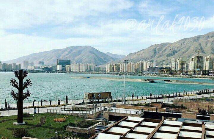 امتیاز در منطقه 22 تهران و دریاچه چیتگر