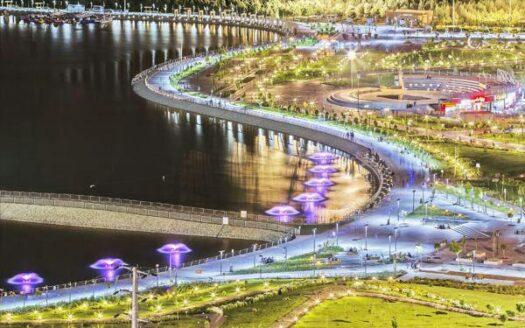 دریاچه چیتگر (دریاچه شهدای خلیج فارس)