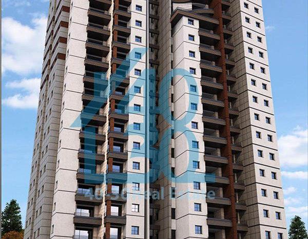 پروژه مسکونی باران منطقه 22