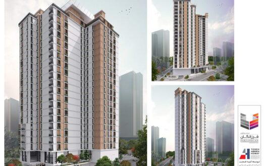 پیش فروش برج فرزانگان منطقه 22 –پروژه مسکونی فرزانگان منطقه 22