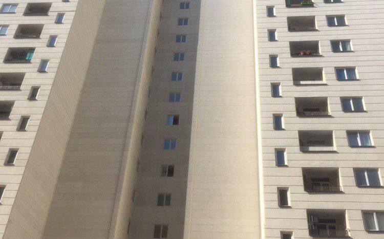 برج حکیم نظامی در منطقه 22